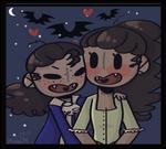 Vampire au thing??
