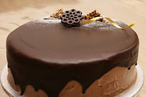 Chocolate cake 2a by patchow