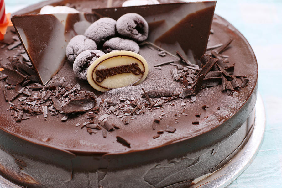 Chocolate Cake And Ice Cream Images : Chocolate ice cream cake by patchow on DeviantArt