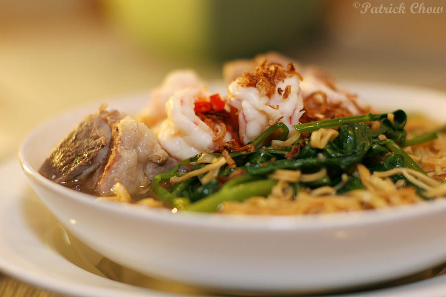 Prawn noodles by patchow