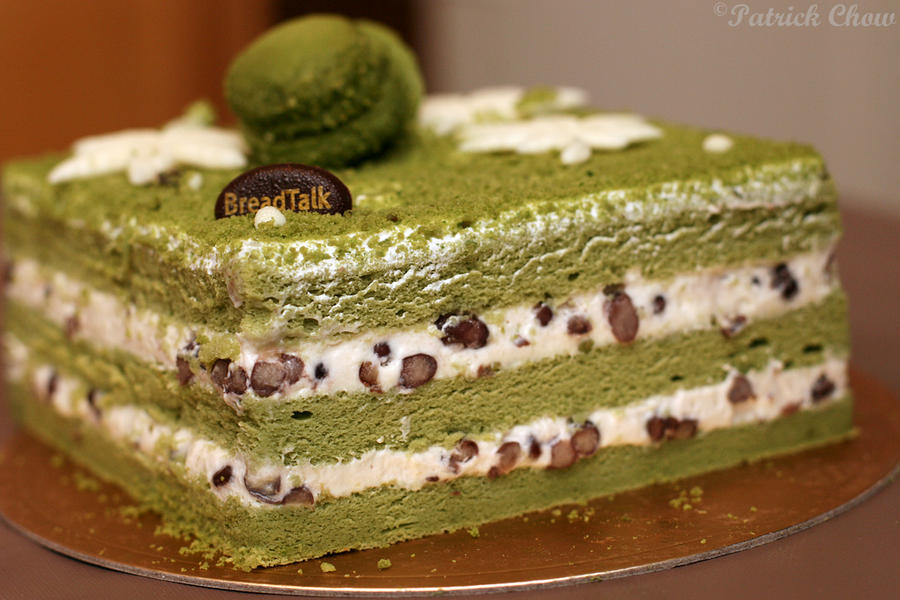 green tea cake green tea cake by patchow on deviantart 4612
