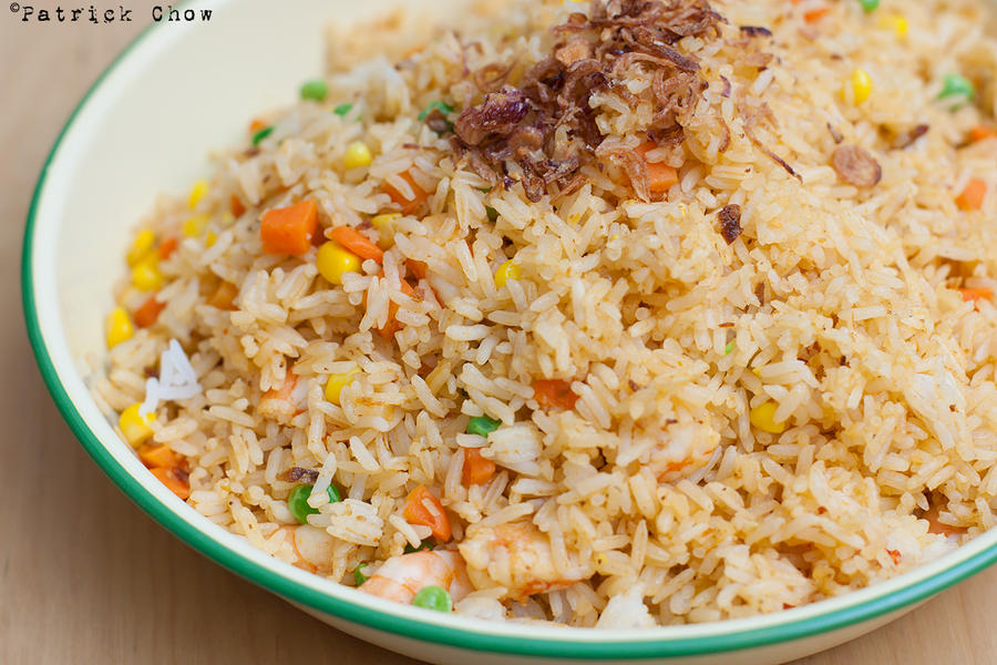 Nasi goreng by patchow