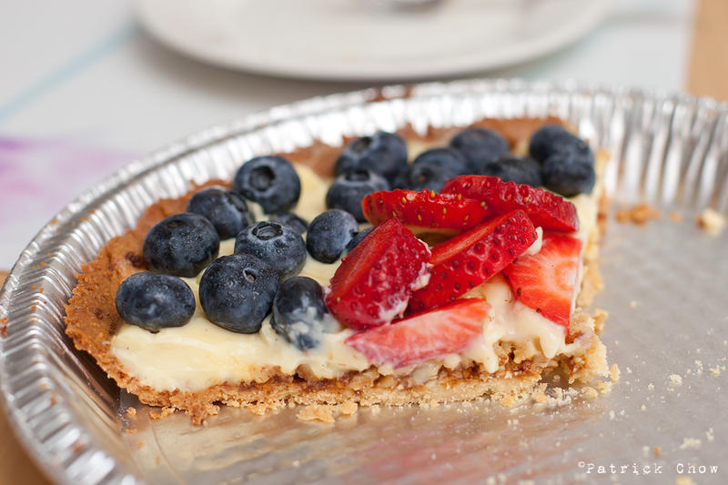 Strawberry-blueberry tart 2 by patchow on DeviantArt