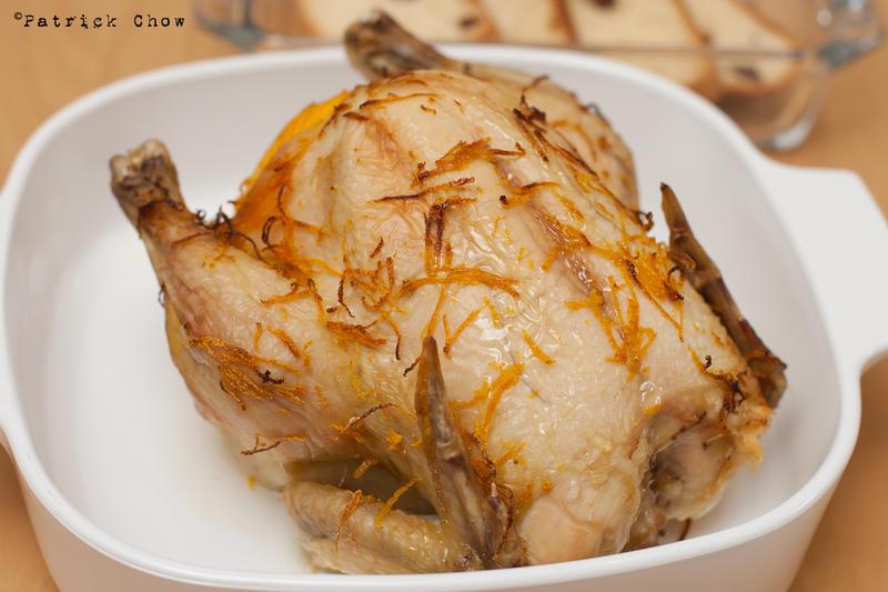 Grilled orange chicken by patchow on DeviantArt