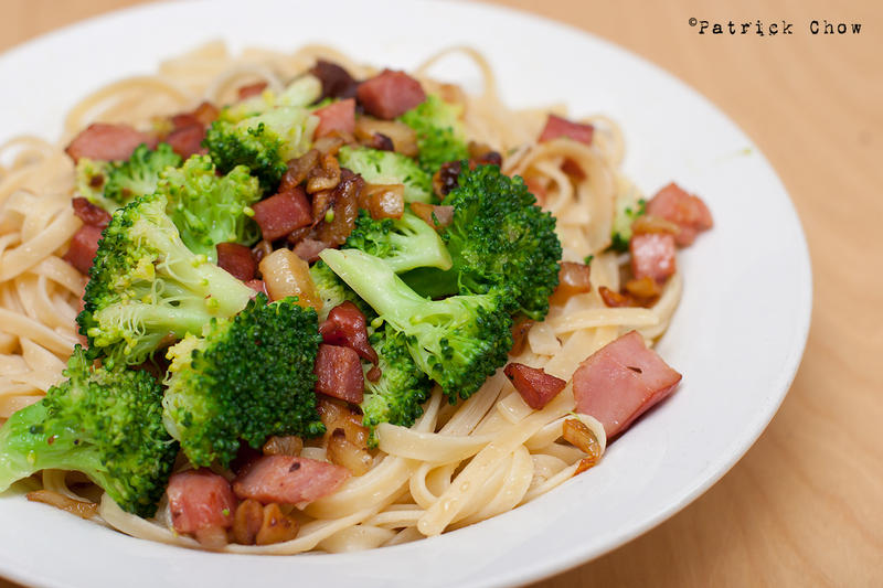 Aglio olio by patchow