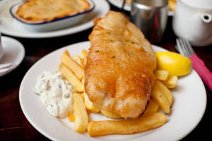 Fish n chips by patchow