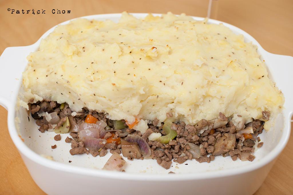 Shepherd pie by patchow