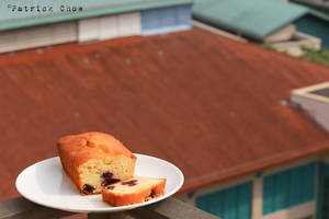 Yoghurt blueberry cake 2 by patchow