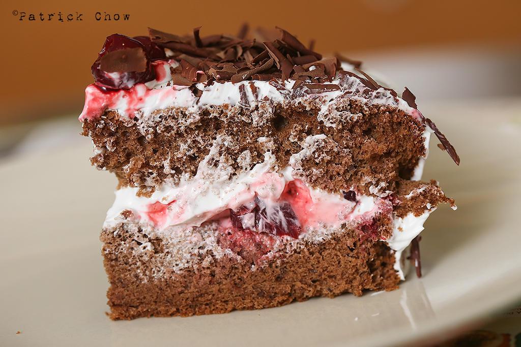 Alton Brown Black Forest Cake