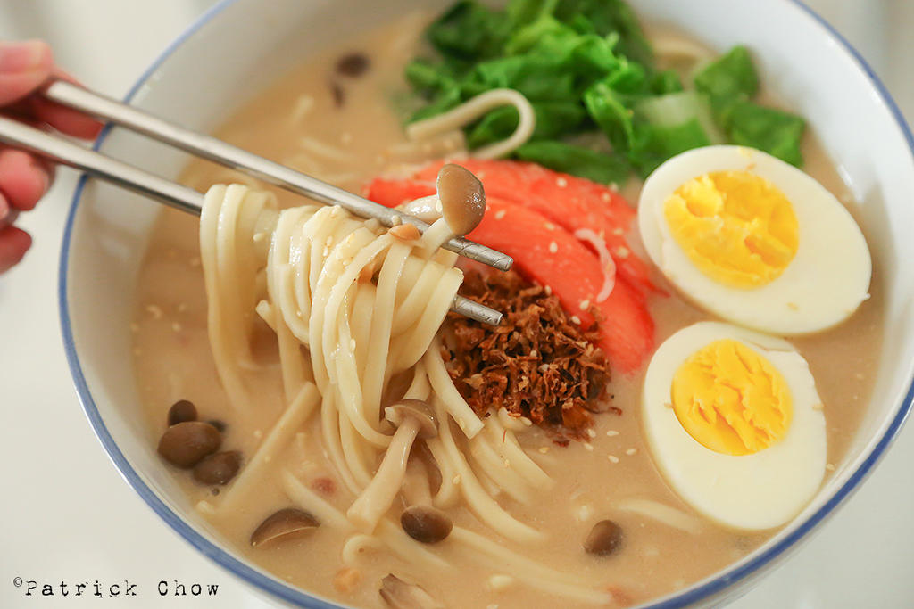 Miso ramen by patchow