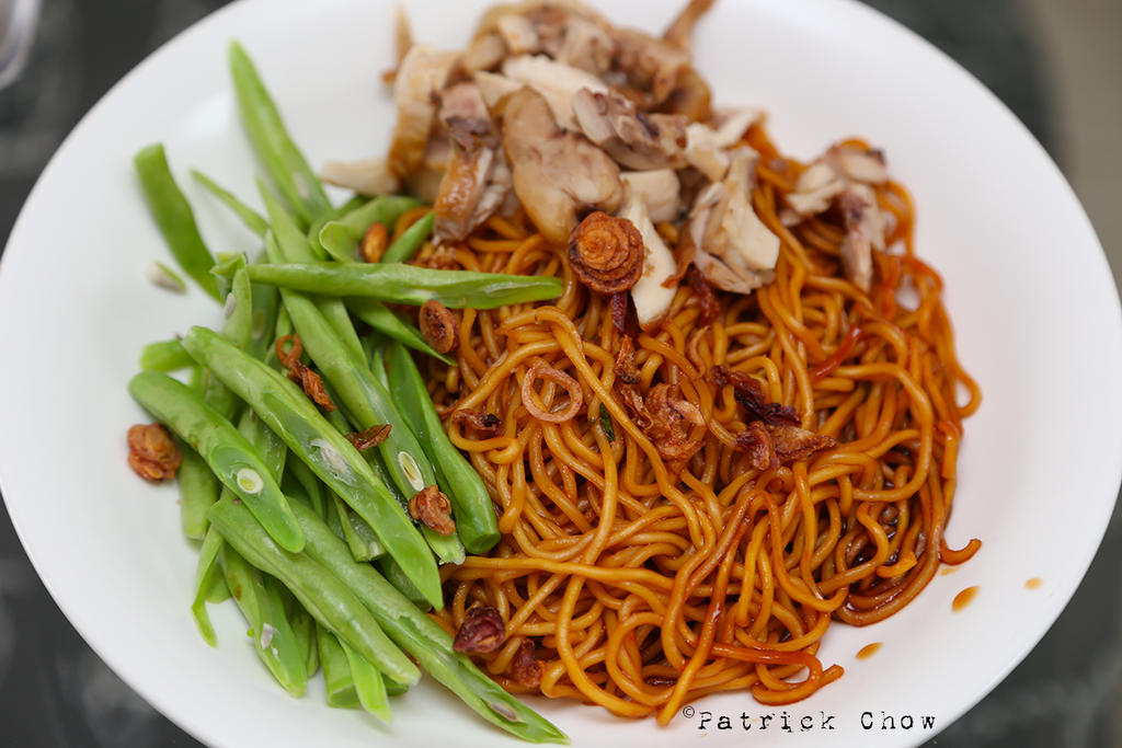 Chow mein by patchow