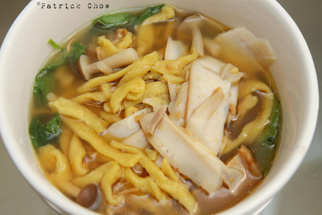 Abalone noodles by patchow