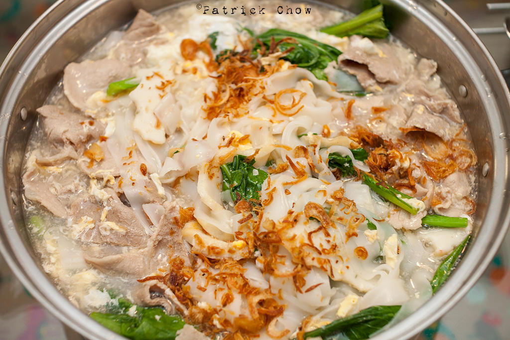 Seafood hor fun by patchow
