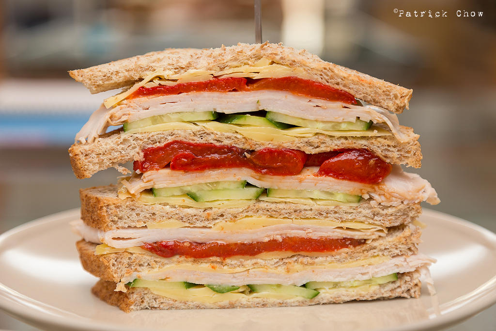 Dagwood sandwich by patchow