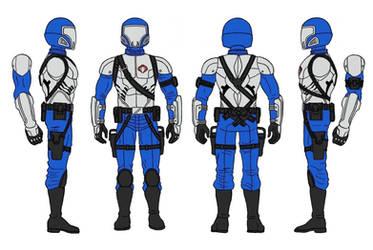 Cobra Commander IDW by Gothiczartan