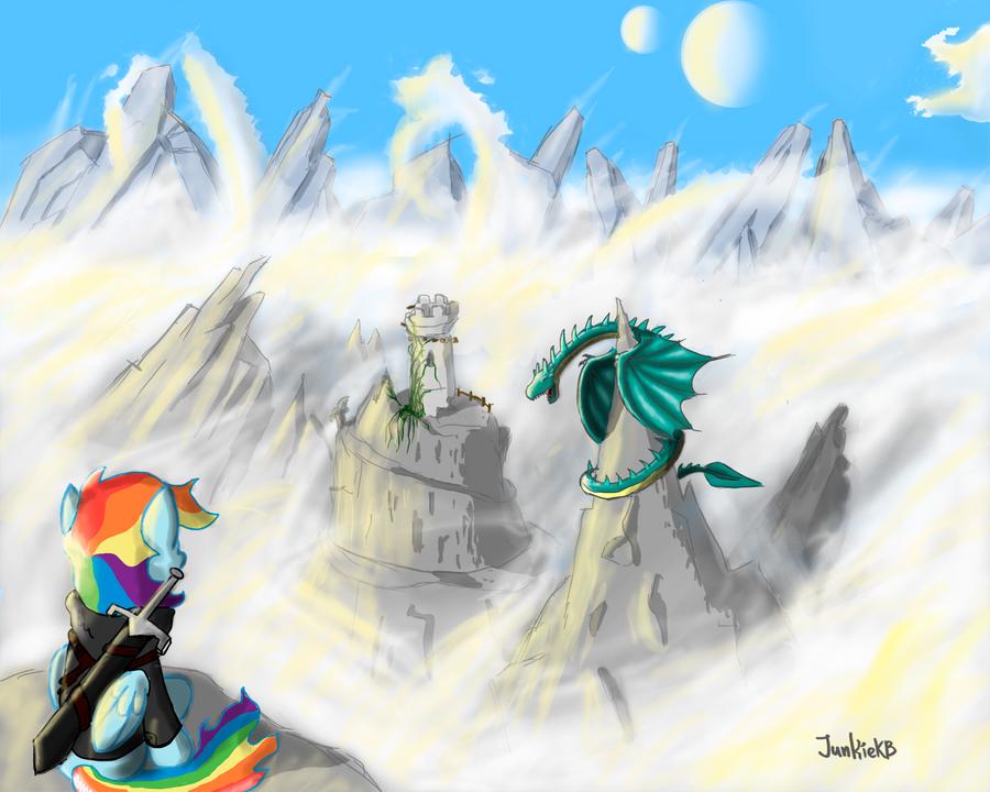 Dragondash by JunkieKB