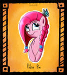Pinkie and Butterfly