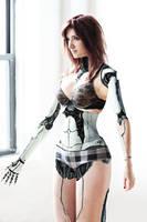 Robo Susan by speederbikechase