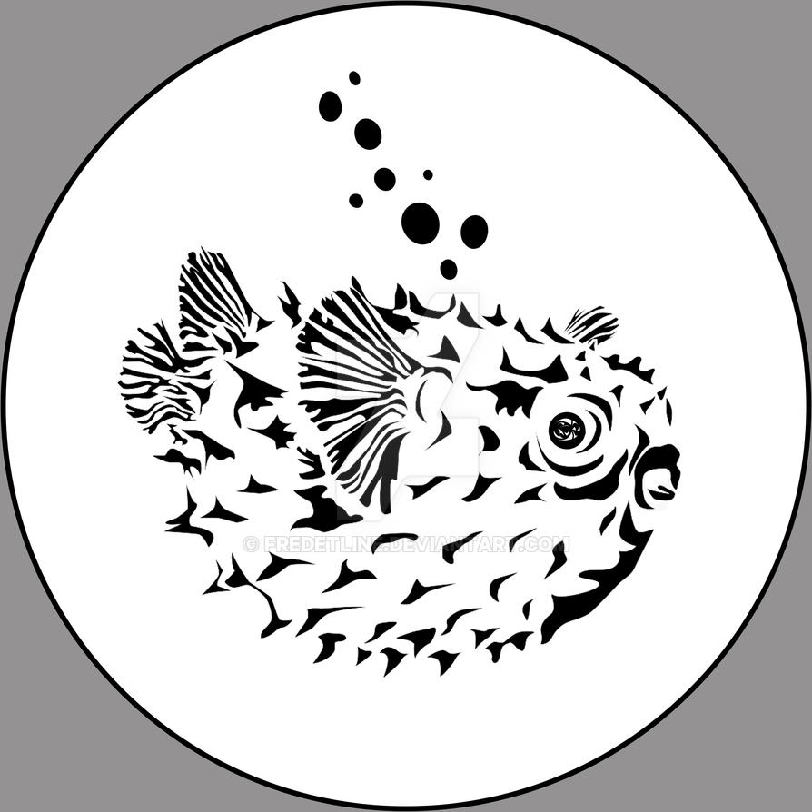 Poisson globe by Fredetline