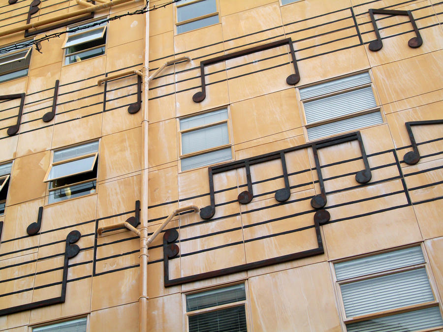 music is everywhere