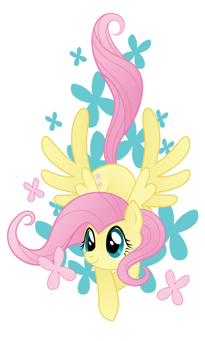Flutter Fine by SpaceKitty