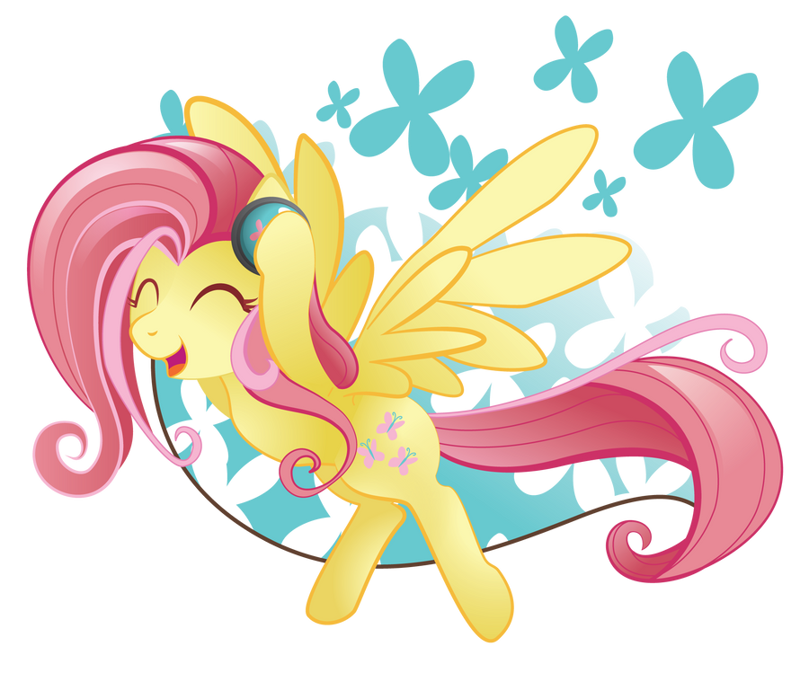 Flutter Rock by SambaNeko