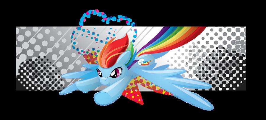 Rainbow Tones by SpaceKitty