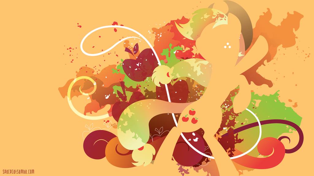 Applejack Wallpaper by NicolasNSane on DeviantArt