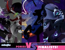 WeLoveFine Finalists!