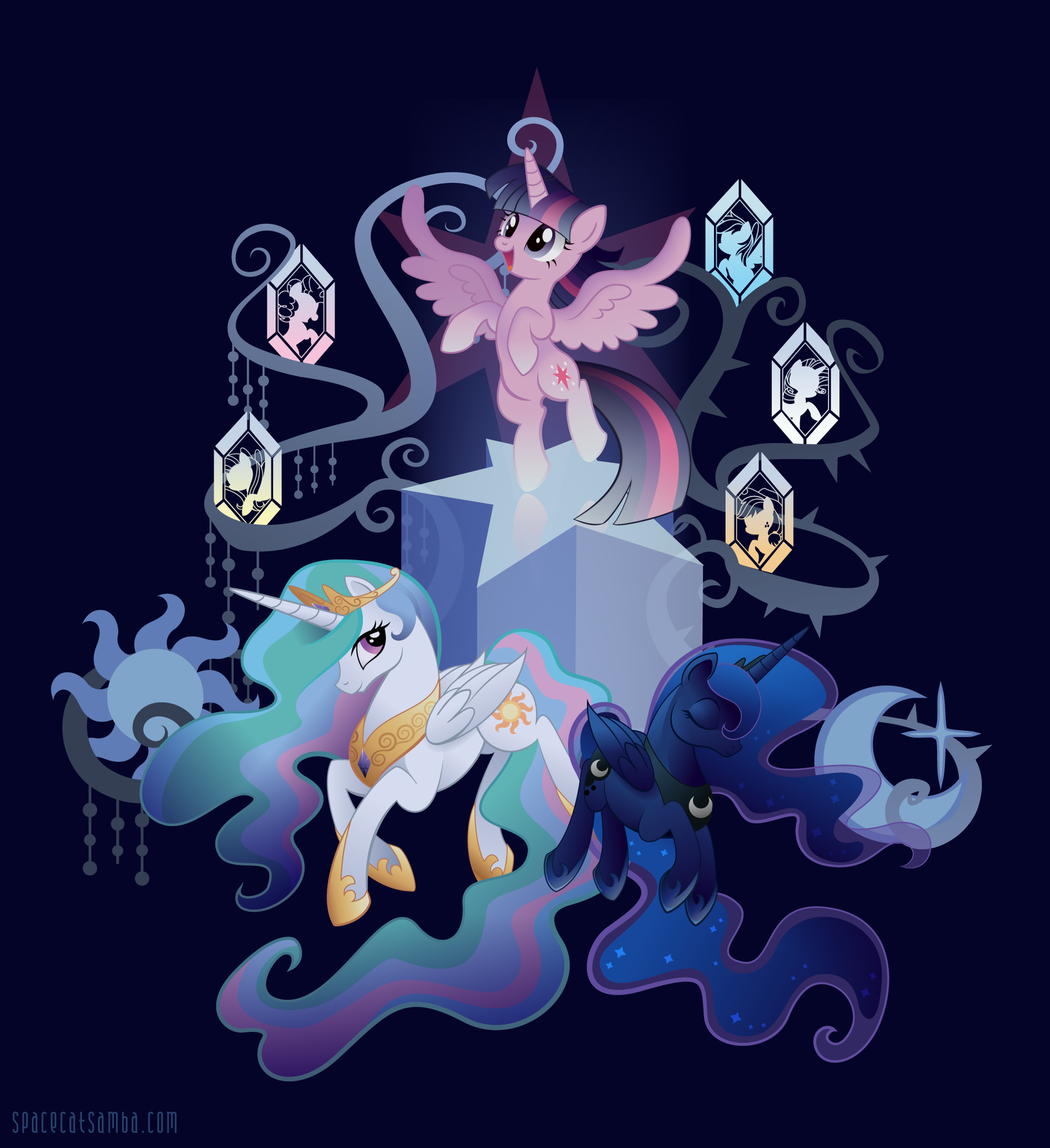 Harmony by SpaceKitty