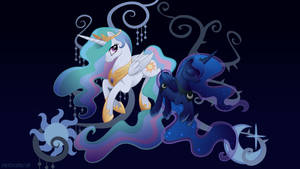 Harmony: Celestia and Luna