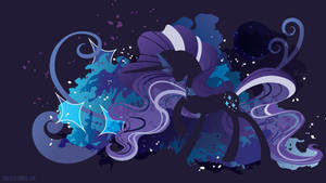Nightmare Rarity Silhouette Wall