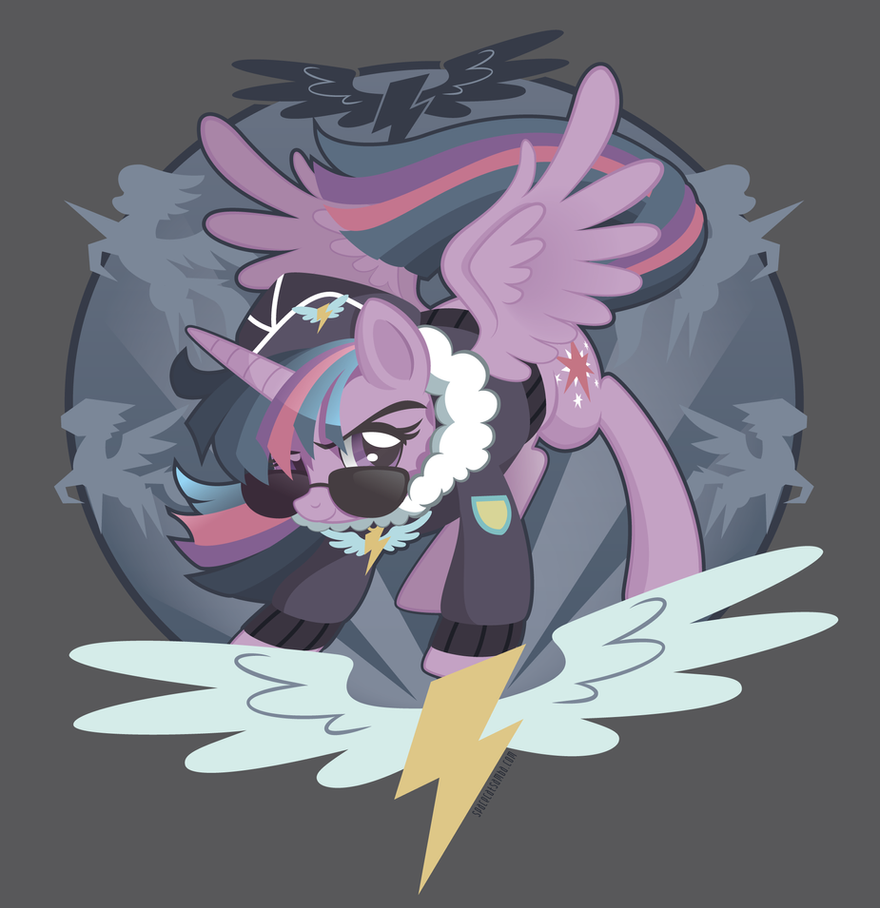 Commander Easyglider by SpaceKitty