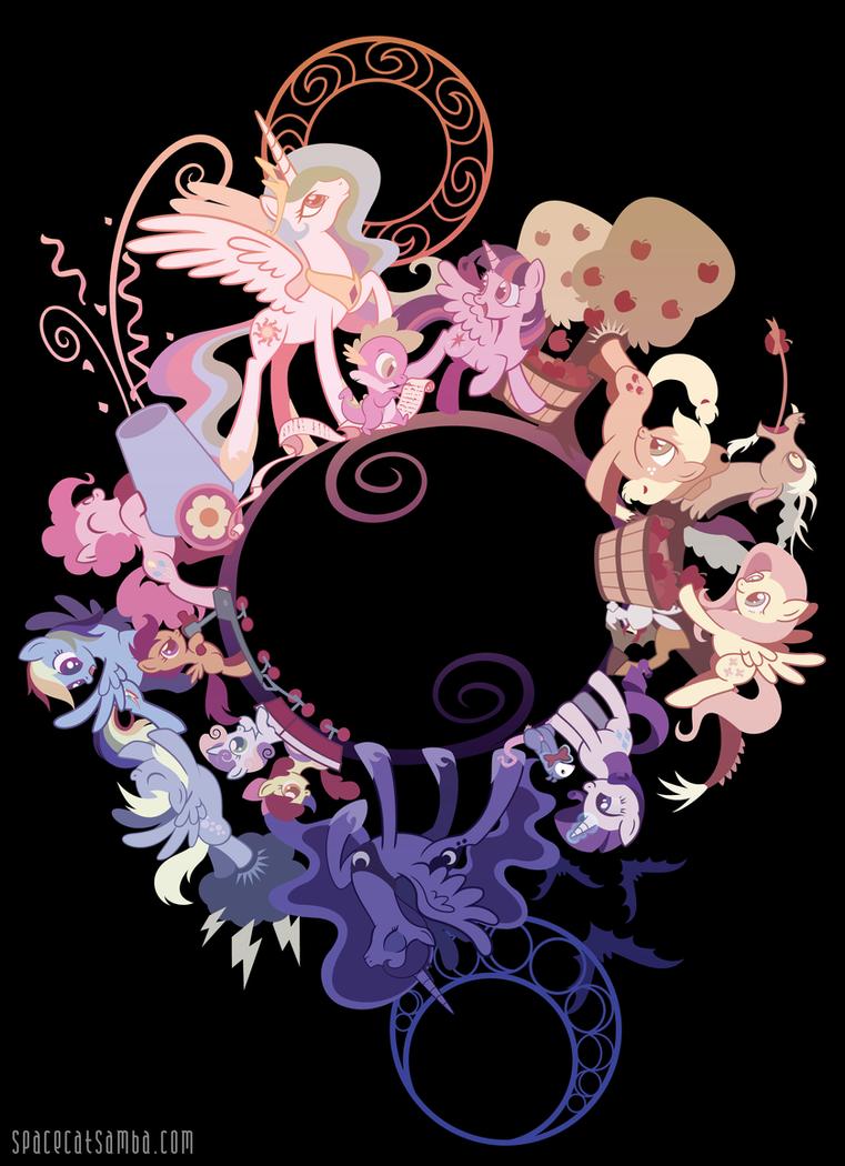 All Together by SambaNeko