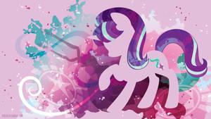 Starlight Glimmer Silhouette Wall