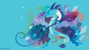 Princess Ember Silhouette Wall