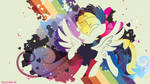 Songbird Serenade Silhouette Wall