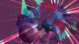 Tempest Shadow Silhouette Wall