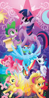 Friendship is Magic: From Pillars to Ponyville