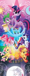 Friendship is Magic: From Pillars to Ponyville by SambaNeko