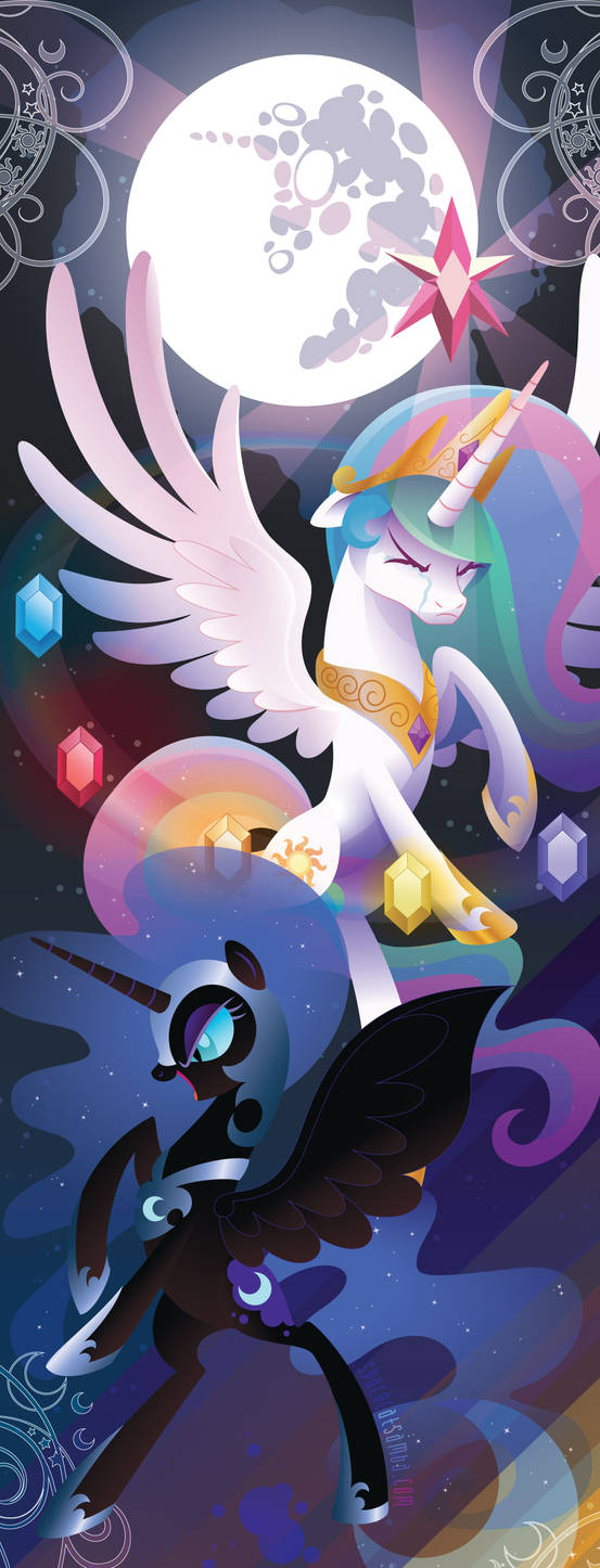 P2P: Nightmare Moon