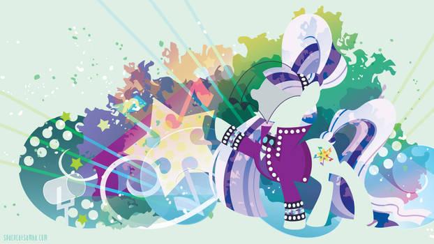 Countess Coloratura Silhouette Wall
