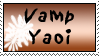 Stamps: Vamp Yaoi by Galatea-DNegro