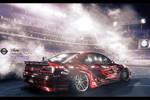 Nissan Silvia S15 // Red Hot Tire Wrecker