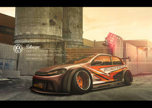 Golf 6 // Lord of the Rims by Oak-Design