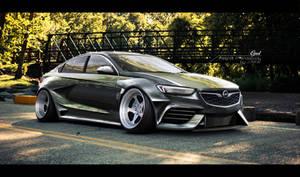 Opel Insignia // Widebody