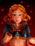 Zelda BOTW 2 FanArt