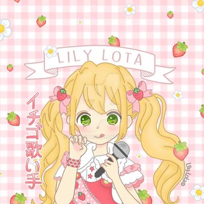 LL|Merch Doodle| Utaite Ichigo by LilyLota