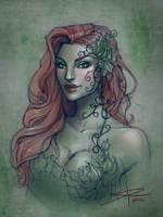 Poison Ivy sketch by Sabinerich