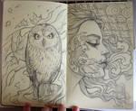 Moleskine sketch 2
